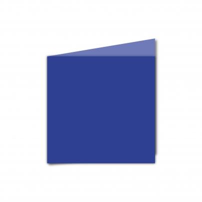 Small Square Card Blank Iris 01