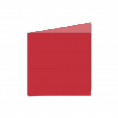 Small Square Card Blank Lampone 01