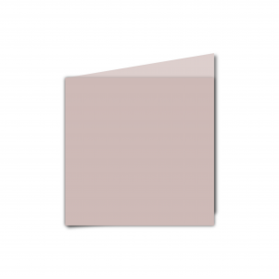Small Square Nude Sirio Colour Card Blanks