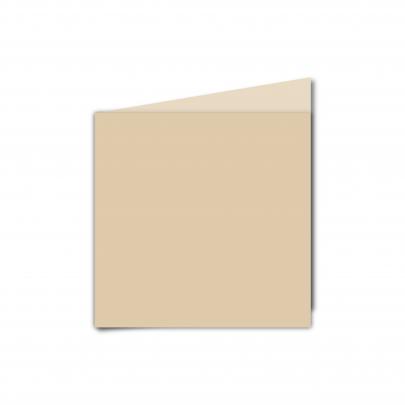 Small Square Card Blank Sabbia 01