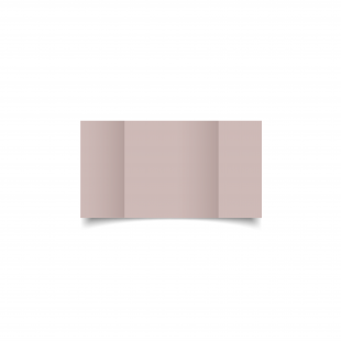 Small Square Gatefold Nude Sirio Colour Card Blanks