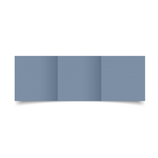 Acqua Materica Card Blanks Double Sided 250gsm-Small Square-Trifold