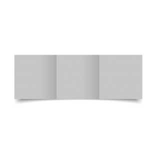 Gesso Materica Card Blanks Double Sided 250gsm-Small Square-Trifold