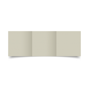 Limestone Materica Card Blanks Double Sided 250gsm-Small Square-Trifold