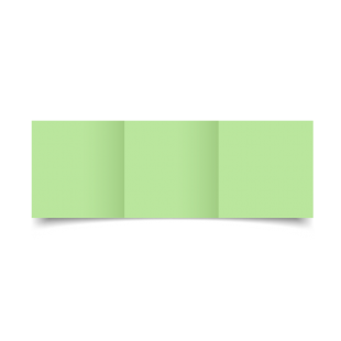 Verde Woodstock Card Blanks Double sided 285gsm-Small Square-Trifold