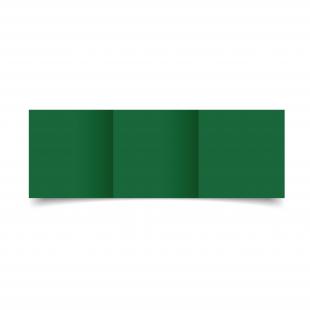 Small Square Trifold Foglia Sirio Colour Card Blanks