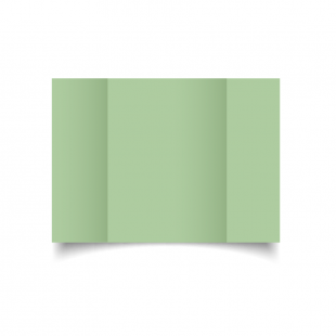 A5 Gatefold Spring Green Card Blanks