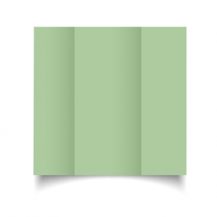 DL Gatefold Spring Green Card Blanks