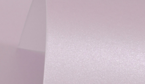 Powder Purple Double Sided Pearlised Card 300gsm