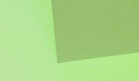 Verde Woodstock Card Blanks Double sided 285gsm