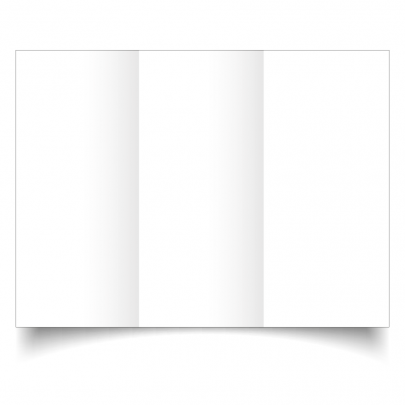 White Dl Tri Fold Card Blank 01