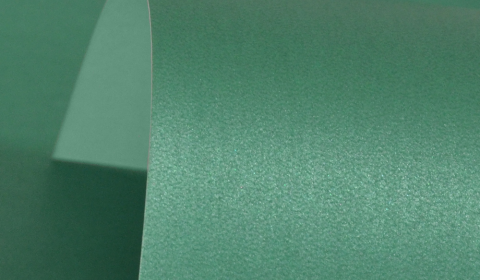 Xmas Green Pure Pearl Card Blanks Double Sided 300gsm