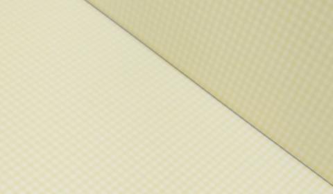 Lemon Gingham Card 300gsm