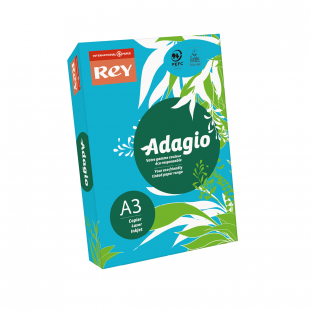 A3 Rey Adagio Deep Blue 80gsm | 500 Sheets