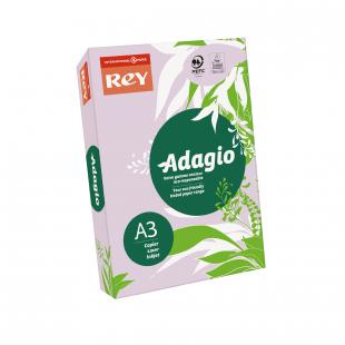 A3 Rey Adagio Lilac 80gsm | 500 Sheets