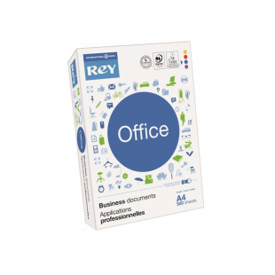 A4 Rey Office Document 80gsm | 500 Sheets