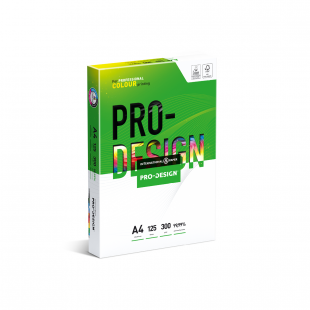 A4 PRO-DESIGN® 300gsm | 125 Sheets