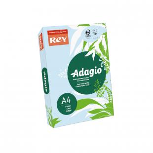 A4 Rey Adagio Blue 80gsm | 500 Sheets