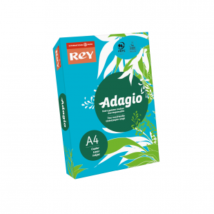 A4 Rey Adagio Deep Blue 80gsm | 500 Sheets