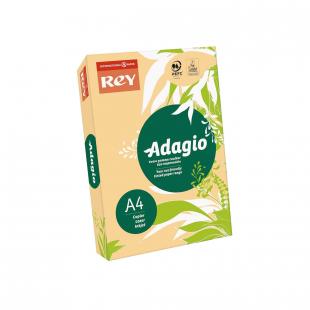 A4 Rey Adagio Salmon 80gsm | 500 Sheets