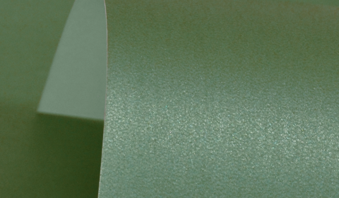 Royal Green Double Sided Pearlised Card 300gsm