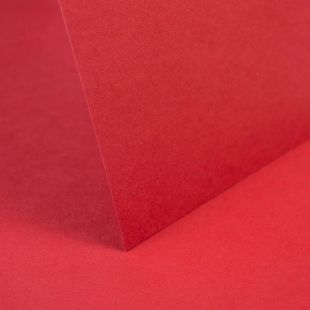 Christmas Red Card Blanks Double Sided 240gsm