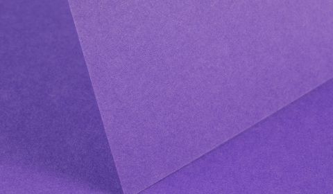 Dark Violet Plain Card 240gsm