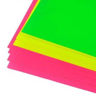 Day-Glo A3 Copier Assorted Colours 100gsm | 100 Sheets