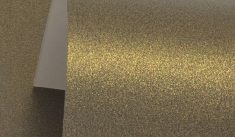 Dazzle Gold Pearlised Card Single Sided 300gsm