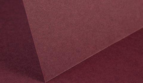 Maroon Plain Card 240gsm