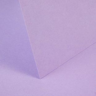 New Lilac Card Blanks Double Sided 240gsm