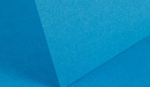 Ocean Blue Card Blanks Double Sided 240gsm