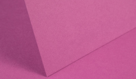 Raspberry Pink Plain Card 240gsm