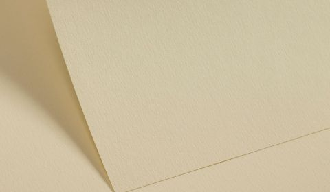 Rich Cream Paper Plain 100gsm