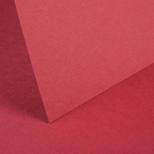 Ruby Red Double Sided Card Blanks 240gsm