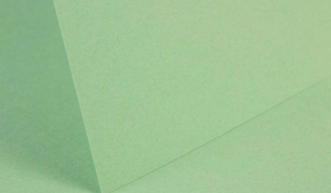Spring Green Card Blanks Double Sided 240gsm