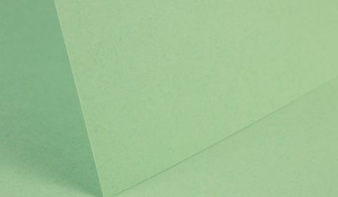Spring Green Plain Card 240gsm
