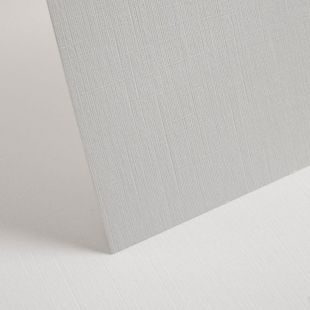 White Linen Card Blanks 255gsm
