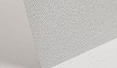 White Linen Card Blanks 255gsm