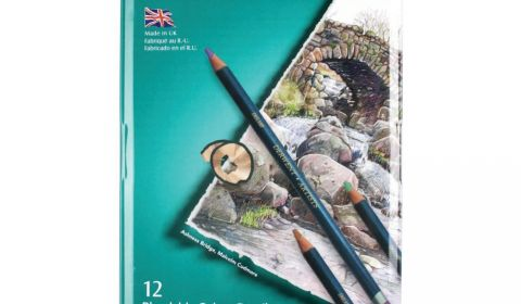 Derwent Artist Pencils
