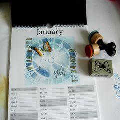 Create A Calendar January 3