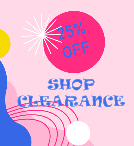 Small Banner Clearance