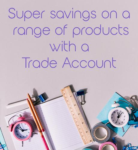 Trade Accounts Small