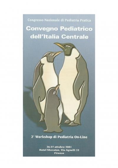 Cover Edizione 2001