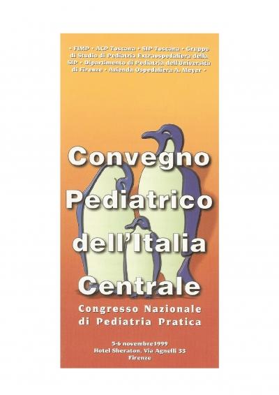Cover Edizione 1999
