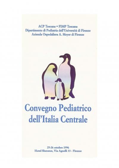 Cover Edizione 1996