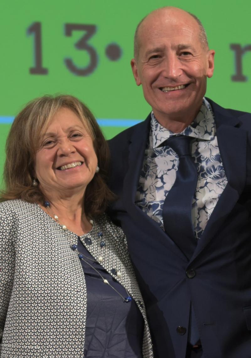 Monica Pierattelli & Paolo Becherucci
