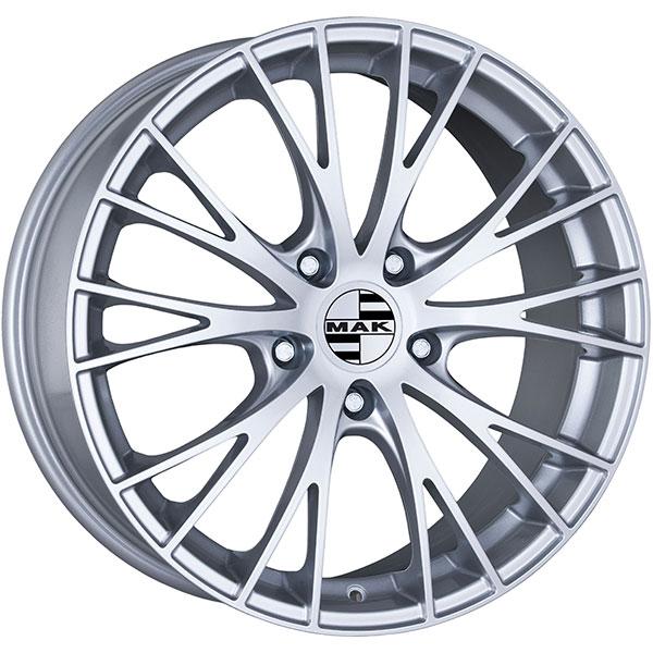 LLANTAS MAK RENNEN PORSCHE 911 CARRERA TURBO Staggered (996 Turbo) 11x18 5x1 161