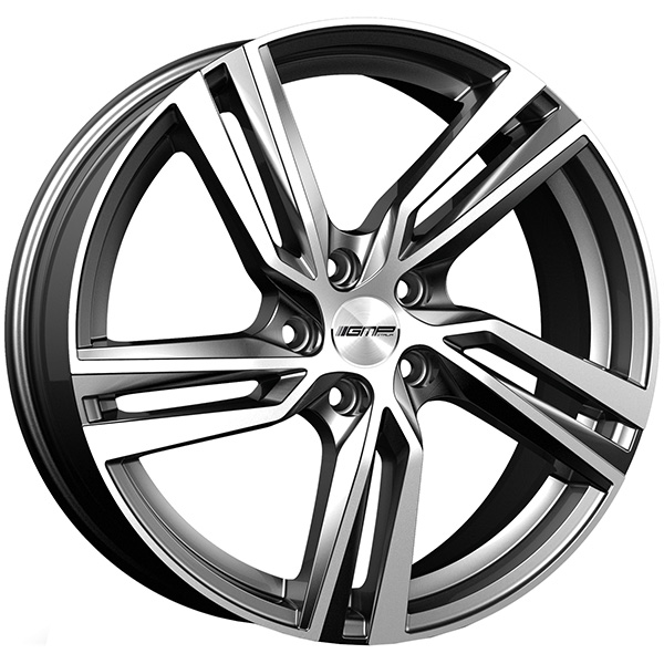 GMP GMP ARCAN 8.5x20 5x108 ET 45 Anthracite Diamond ARCAN 8.5x20 5x108 ET 45 Anthracite Diamond
