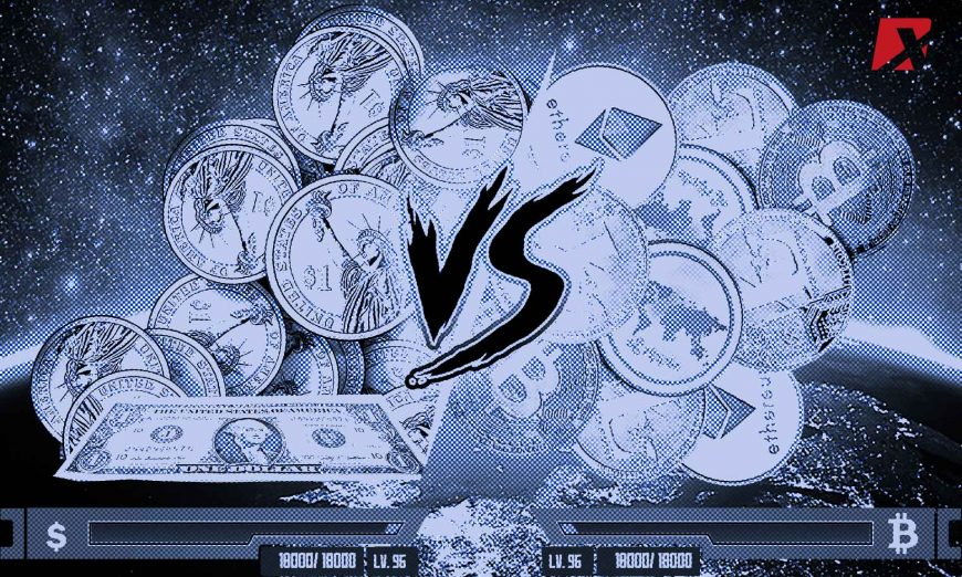 Crypto vs Money